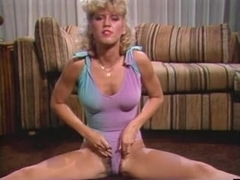 Aerobics Workout - Jerk Off Encouragement - JOE