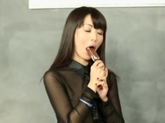 Exotic pornstar Daria Glower in crazy masturbation, asian adult movie