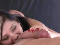 Jade Jordan feels Jmac's dick into her wet pussy