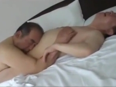Japanese big cock daddy