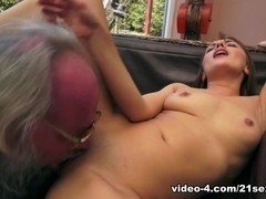 Dominica Fox in The naughty regular Video