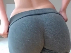 Sexy Feet and Big Ass Camshow Jess Ryan Hot Milf