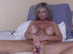 Daily Masturbation time with Milf Mommy