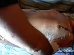 mummification tit ********with electro