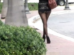 PantyhosePops Video: Layla Lopez