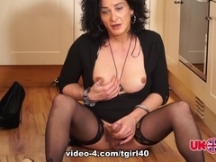 Celine's Kitchen Capers - TGirl40