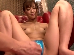 Rio Gets A Big Toy In Her Ass