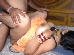 Desi Bhabhi And Devar Enjoying Sex In Absence Of Husband