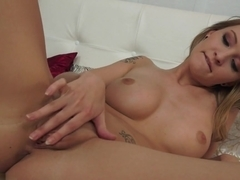 Exotic pornstar Belle Claire in Crazy Masturbation, Solo Girl xxx scene