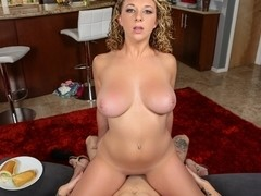 Brooke Wylde & Richie Black in Housewife 1 on 1