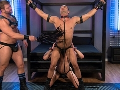 Fetish Findr featuring Nate Grimes, Gabriel Dalessandro, Colby Jansen - FistingCentral