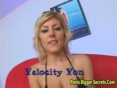 Velicity Von - Body Of A God Wazoo Large