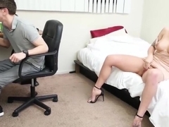 PHILAVISE-Gamer gets a fuck with Della Dane