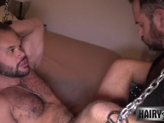 Butch Spencer and Damien Kilauea - HairyandRaw
