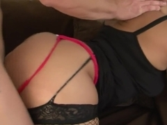 Incredible pornstar Ashley Rider in fabulous blonde, tattoos sex clip