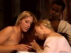 Lauren Phoenix and Sharon Wild in a Vintage IR Threesome