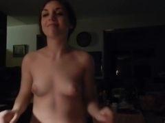 Dazzling young whore gives a magic BJ