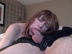 Amazing homemade shemale clip with Fetish, Redhead scenes