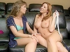 Capri Anderson & Lexi Lamour in Mother Daughter Exchange Club #12, Scene #01