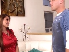 Alison Star & Derrick Pierce in My Dad Shot Girlfriend