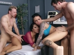 Doctors Adventure - Asa Akira Christy Mack Erik Everhard