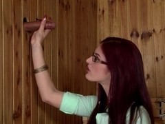 OnlyBlowjob Video: Secret Of The Sauna!
