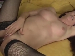 Alexandra Silk - Neglected Wife's IR fantasy comes true