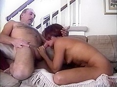 Taut 45 yr old wife admirable fuck with husband