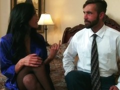 Chloe Amour & Daniel Hunter in Latina Dultery