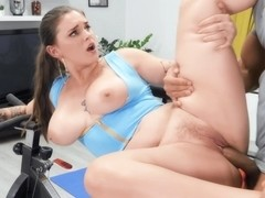 Taylee Wood-Cheating Wifes Big Tits Workout