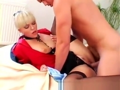 Ellen Saint fetish