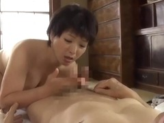 Japanese Neglected daughter in law