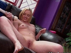 Exotic pornstar Caroline Cross in Hottest Blonde, Small Tits adult video