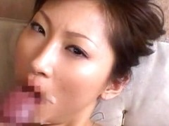 Hottest Japanese slut Chihiro Hara, Leila Aisaki in Incredible Stockings/Pansuto, Cougar JAV scene