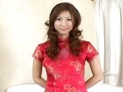 Chihiro Hara is touched on sex