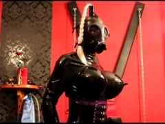 Latex Tanja - M fetish videografie