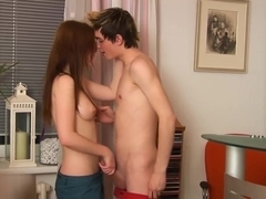 young teens 18 years always horny after school