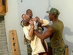 NextdoorEbony Video: Extreme Interrogation