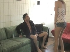 Emasculatrix Vaness Vixon Toys with Another Perverted Loser