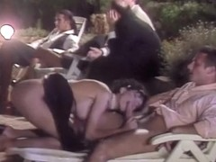 Private Orgy with Nikky Anderson and Wanda Curtis