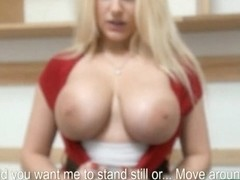 Czech wench Audrey Argento butthole drilled for specie