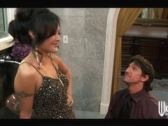 Naughty - Hawt & concupiscent Oriental wife Kaylani Lei can't live without sex