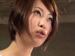 Japanese Beauty Girl Saki Otsuka Double Penetration