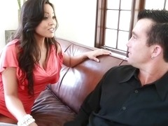 Adrianna Luna & Billy Glide in Latina Dultery