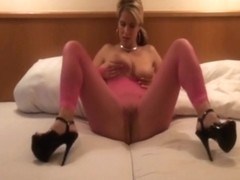 Hot German Milf JOI Masturbation