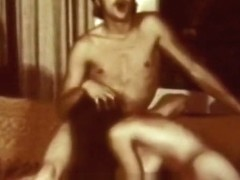 Ordinary Evening Turns in a Fervent Orgy (1960s Vintage)