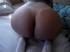 Incredible exclusive moan, busty, doggystyle sex video