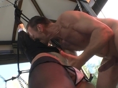 Hottest pornstars Simony Diamond, Rocco Siffredi, Tiffany Shine in Amazing Fetish, Big Tits adult clip