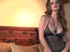 Incredible pornstar Emily Addison in Fabulous Masturbation, Dildos/Toys adult video