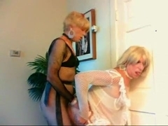 Fabulous amateur shemale video with Mature, Webcam scenes